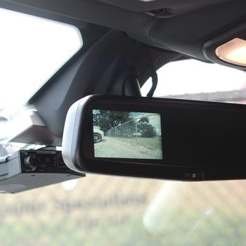 rearview camera ferrari custom orlando