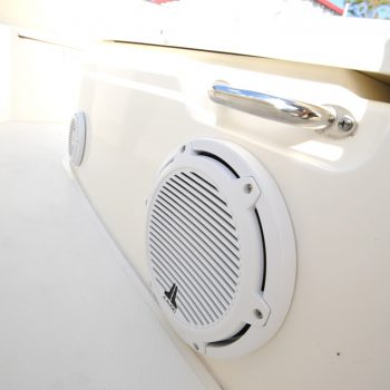 florida marine customs installation subwoofer