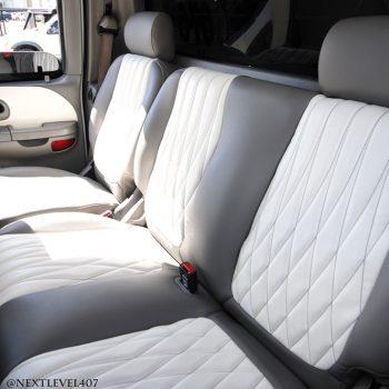 leather seats installation orlando