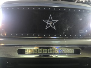 RBP front grill