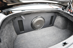 Subwoofer Custom Installation