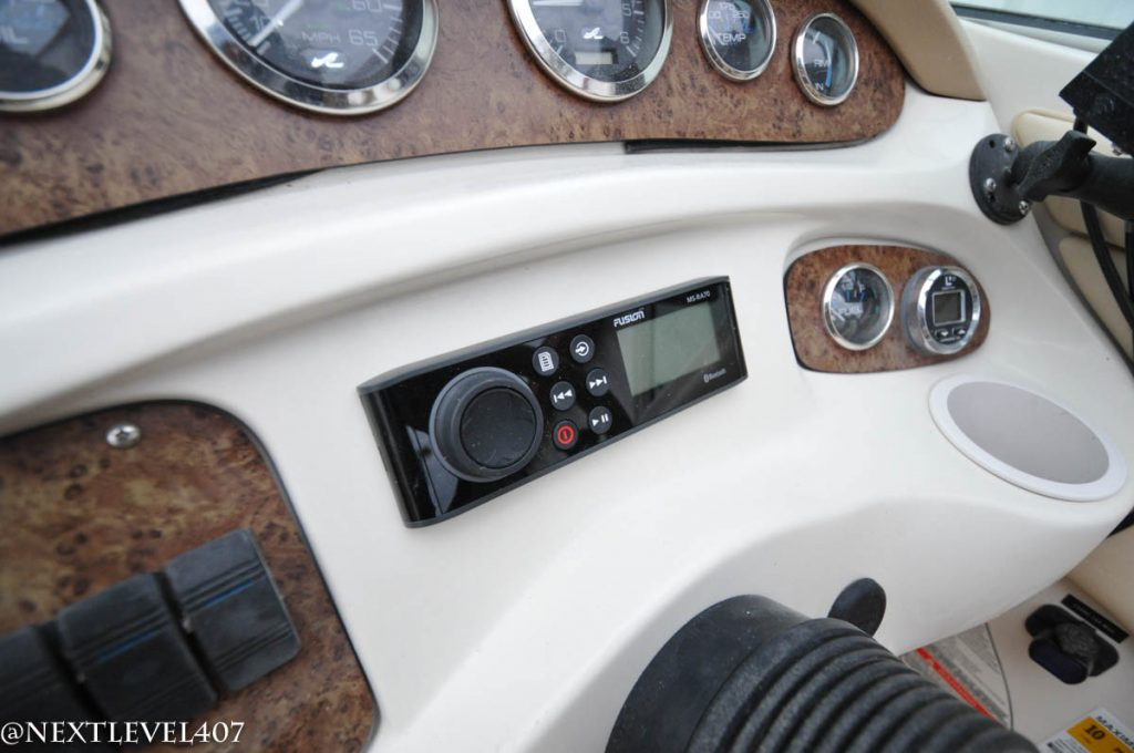 fusion marine radio for sale and installation orlando florida