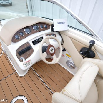SeaRay boat upgrade customize