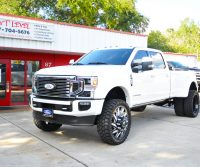 Lift Kit F450 Orlando Florida Next Level Custom Audio